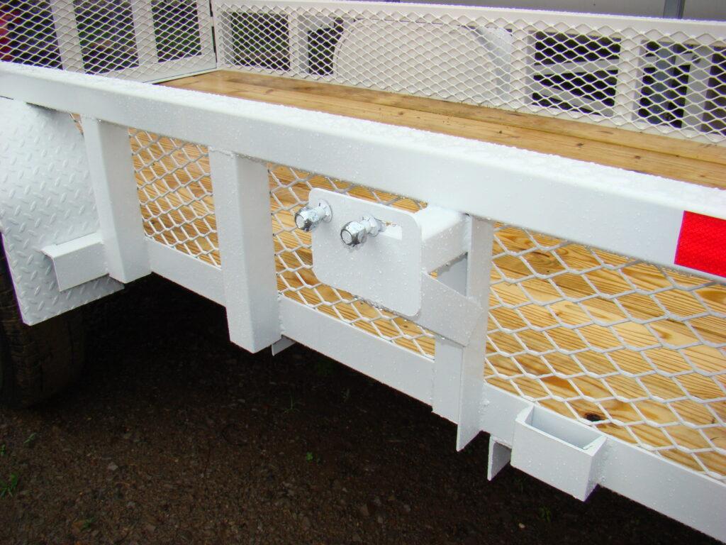CM 5x10S 4ft gate White (3)
