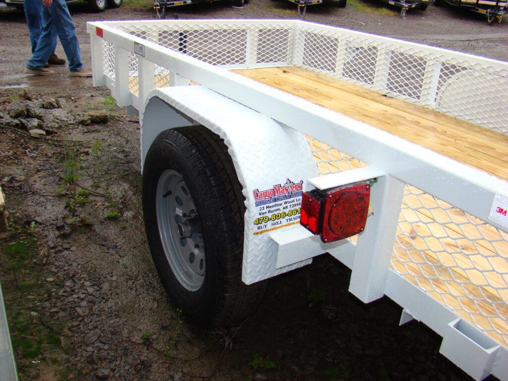 CM 5x10S 4ft gate White (6)