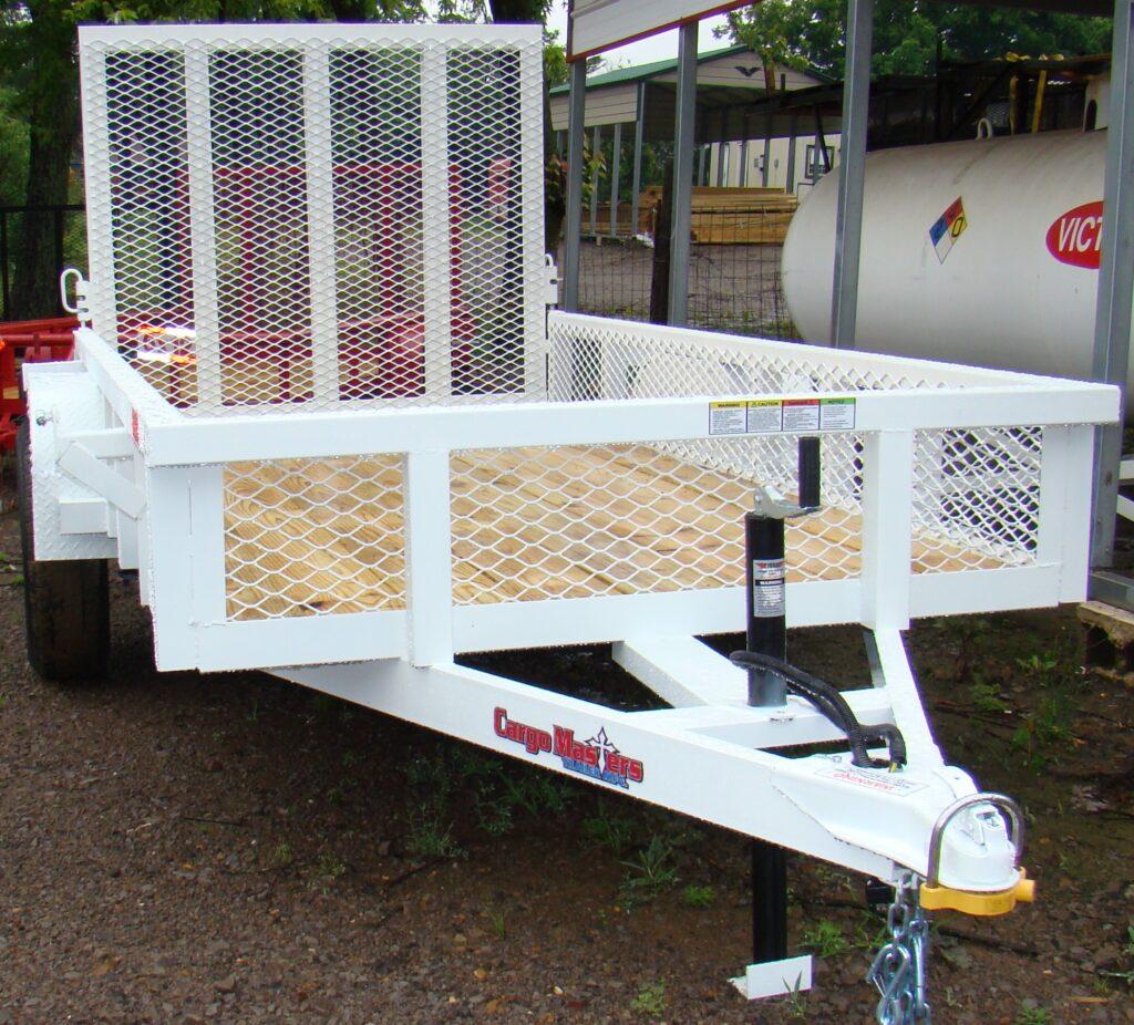 CM 5x10S 4ft gate White (8)