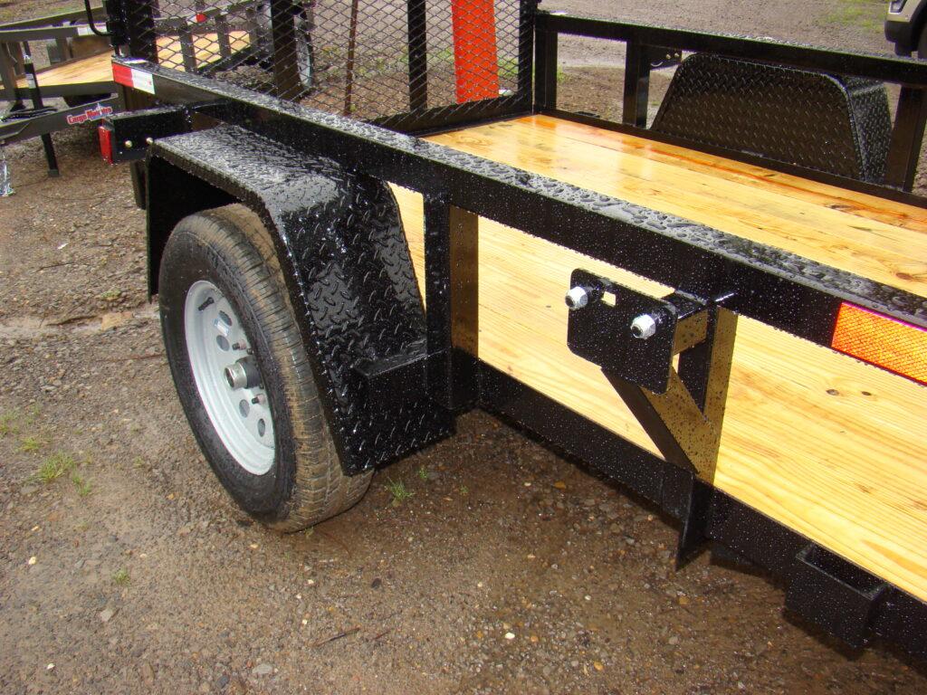 CM 5x8S 4ft gate Black (2)