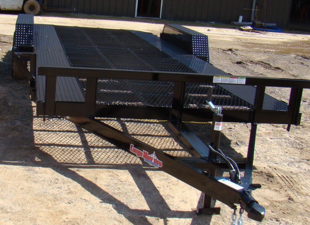 CM 8220T mesh deck car hauler (2)