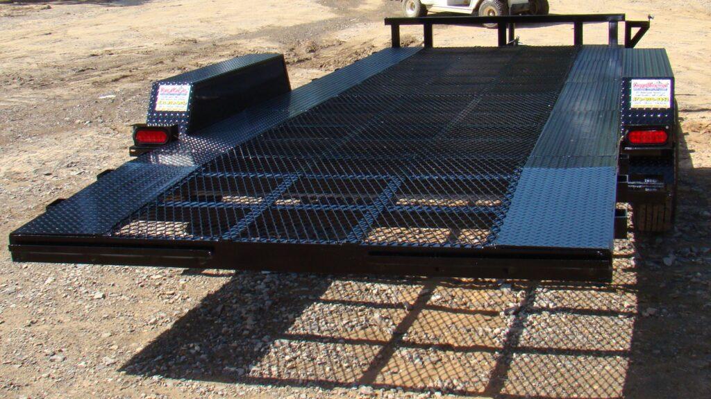 CM 8220T mesh deck car hauler.8 (2)