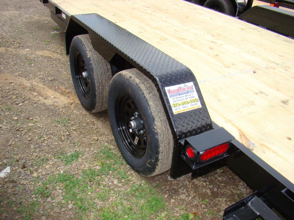 CM T8218 car hauler DT.5